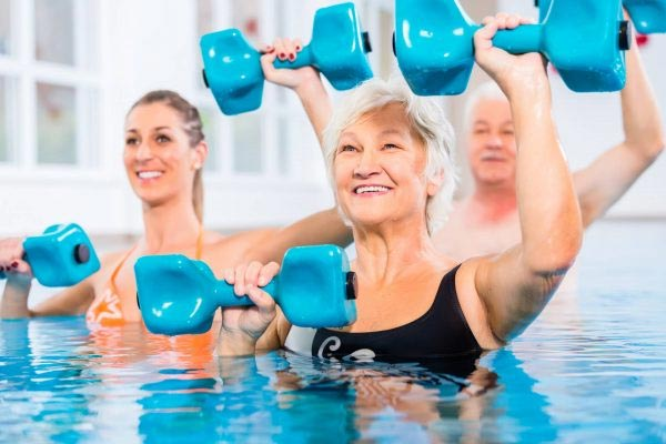 aquatic aerobic exercise for fibromyalgia
