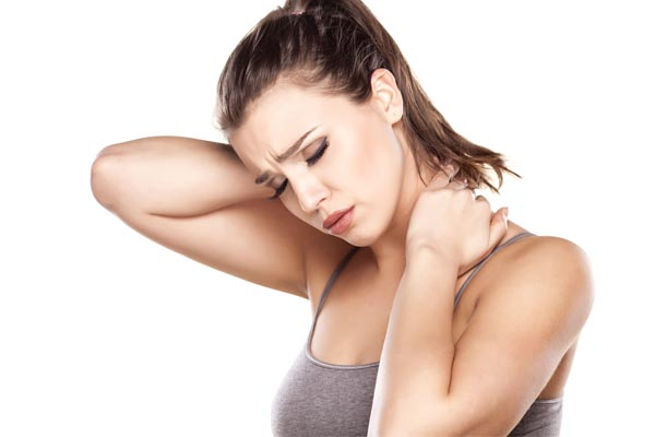 Fibromyalgia and neck pain