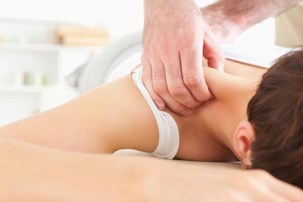 fibromyalgia trigger points massage