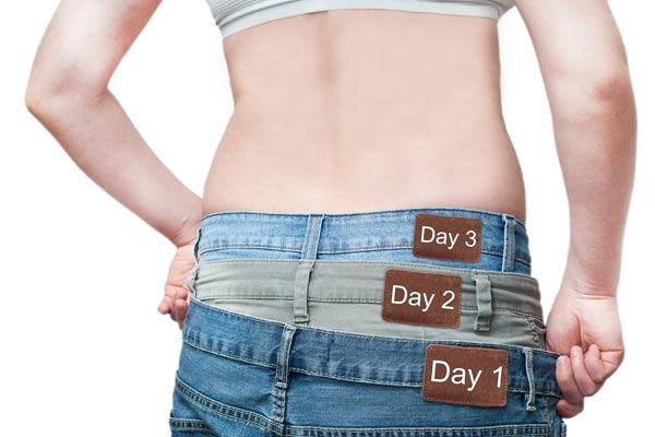 How to lose inches off my stomach fast image 1